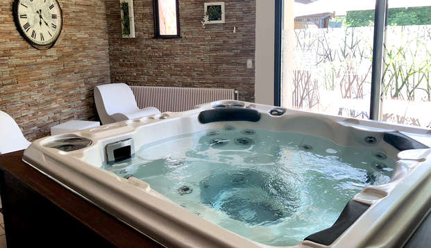 Séjour bien-être et détente dans un charmant hôtel proche de Troyes