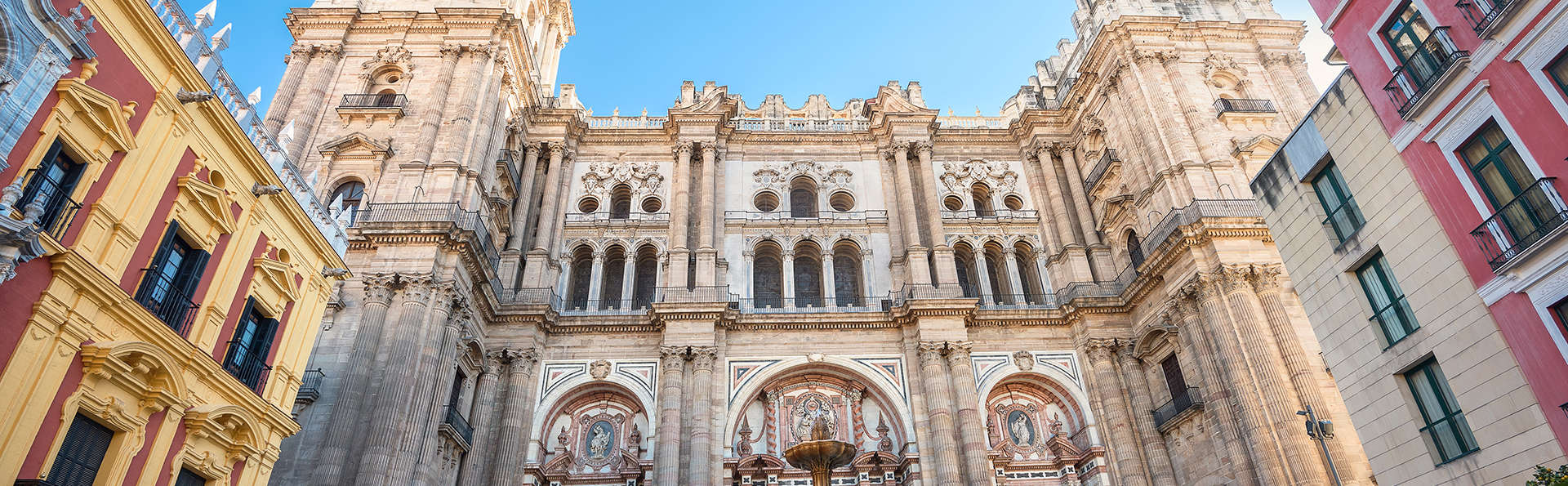 Séjournez à 300 mètres de la cathédrale de Malaga