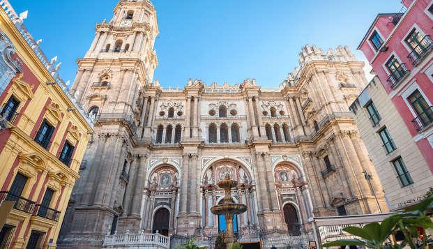 Escapada a 300 metros de la Catedral de Málaga