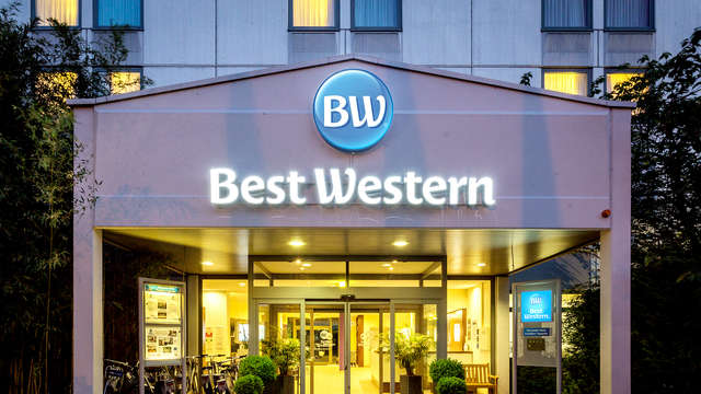 Best Western Macrander Hotel Frankfurt Kaiserlei
