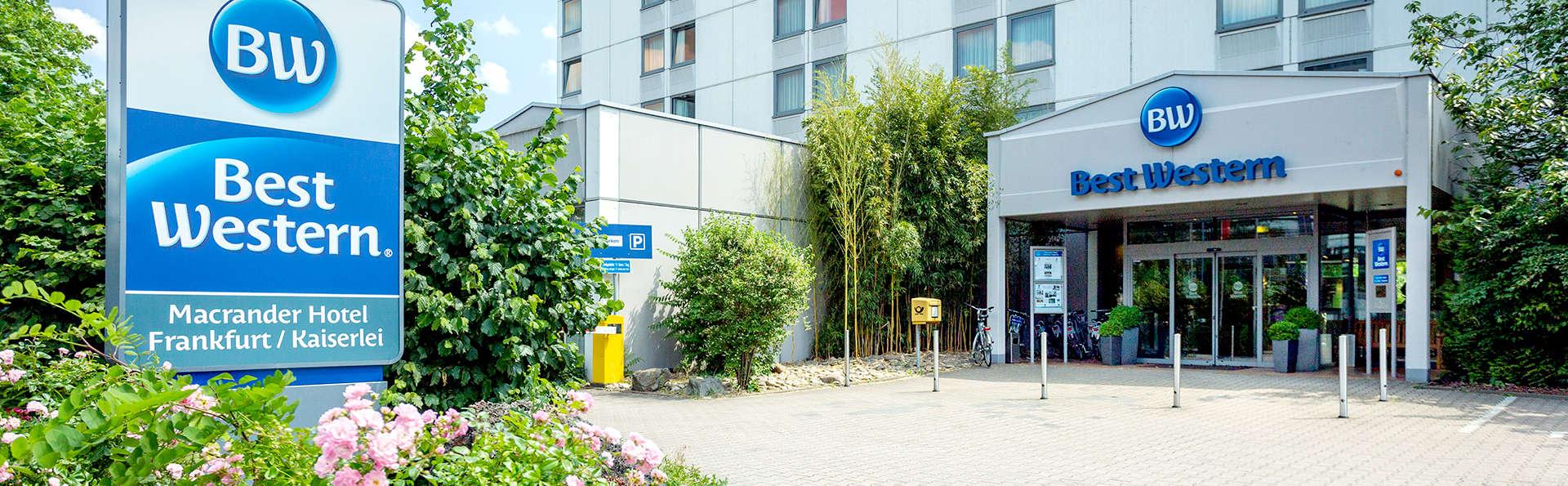 Best Western Macrander Hotel Frankfurt/Kaiserlei - EDIT_NEW_FRONT3.jpg