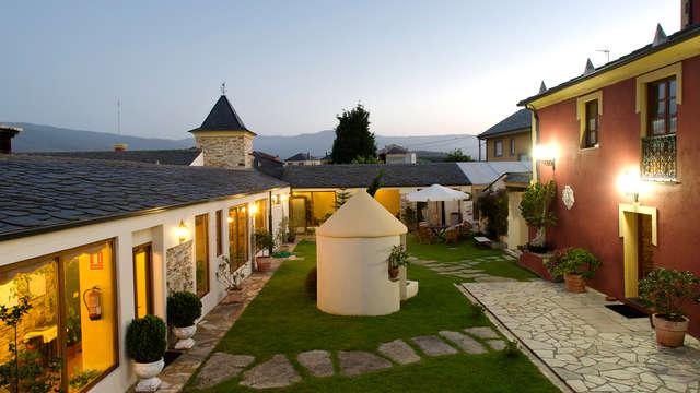 Escapada Relax con Tratamiento en una antigua y tranquila mansión rural,