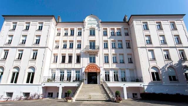 Hotel d Angleterre - Vittel