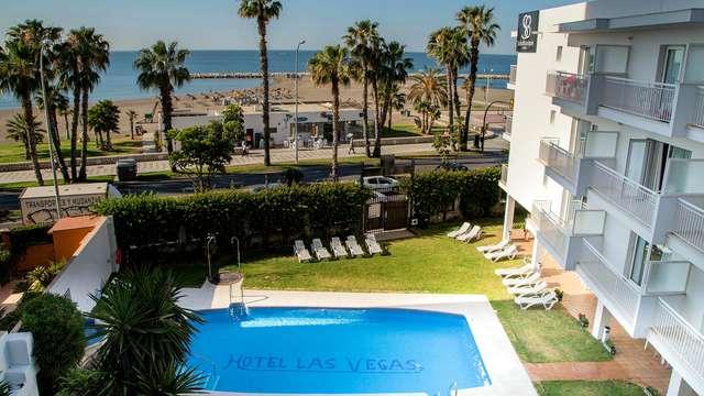 Escapada en familia a Málaga, descanso total a primera línea de mar