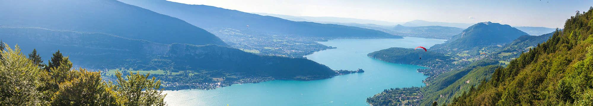 Week-end et séjour Lac d'Annecy