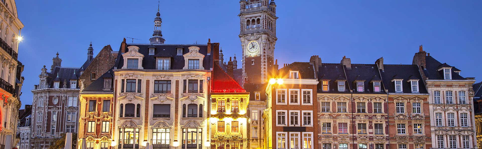 Confort en chambre Deluxe aux portes de Lille