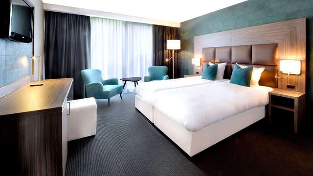 Speciale aanbieding: Geniet van een luxueuze upgrade en rust nabij Gent