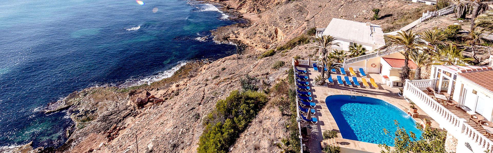 Week-end tout près de la plage de Torrevieja (1 enfant gratuit)