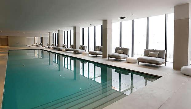 Escapada con Acceso al Spa en un lujoso hotel a las puertas de Aveiro, la Venecia portuguesa