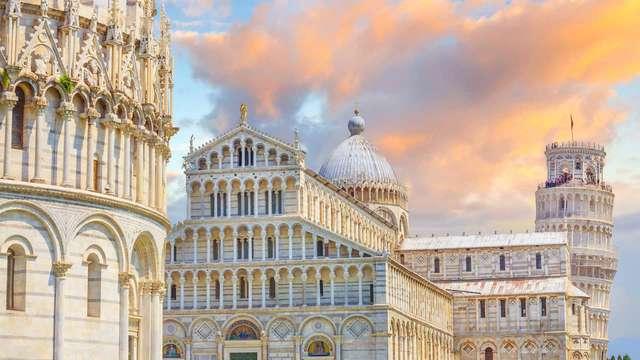 Città d'arte e capitali