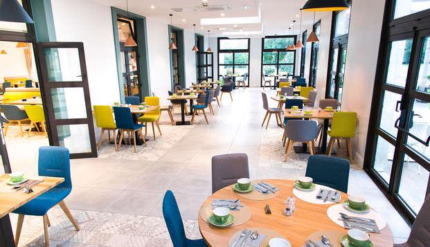 Holiday Inn Calais Coquelles - NEW RESTAURANT