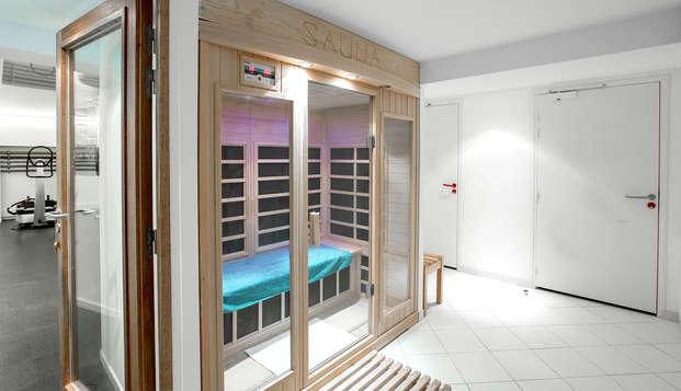 Hotel Gran Carlina - NEW SAUNA