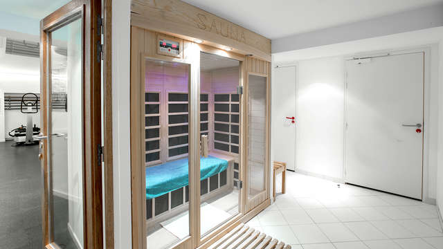 Hotel Gran Carlina - NEW SAUNA