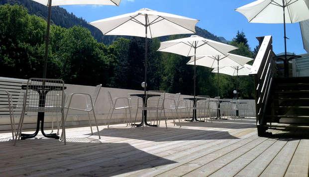 Hotel Gran Carlina - NEW TERRACE