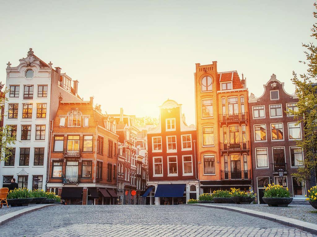 Séjour Pays-Bas - Spécial Amsterdam : city trip parfait, confortable et sans soucis  - 4*