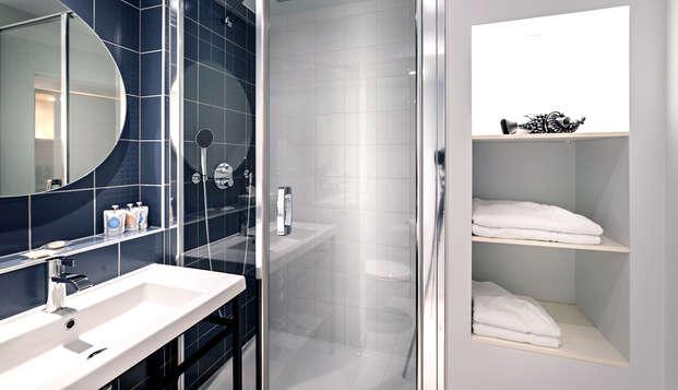 Kyriad Prestige Aix - Bathroom