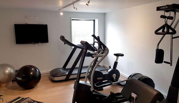 Kyriad Prestige Aix - Gym
