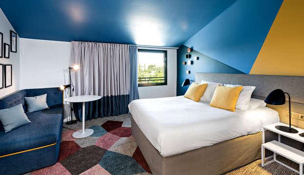 Kyriad Prestige Aix - Room