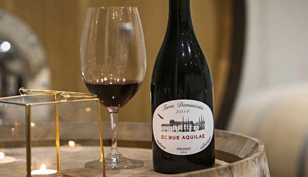 """Descubre la """"Tierra del vino"""" en este hotel boutique y con acceso a su bodega propia"""