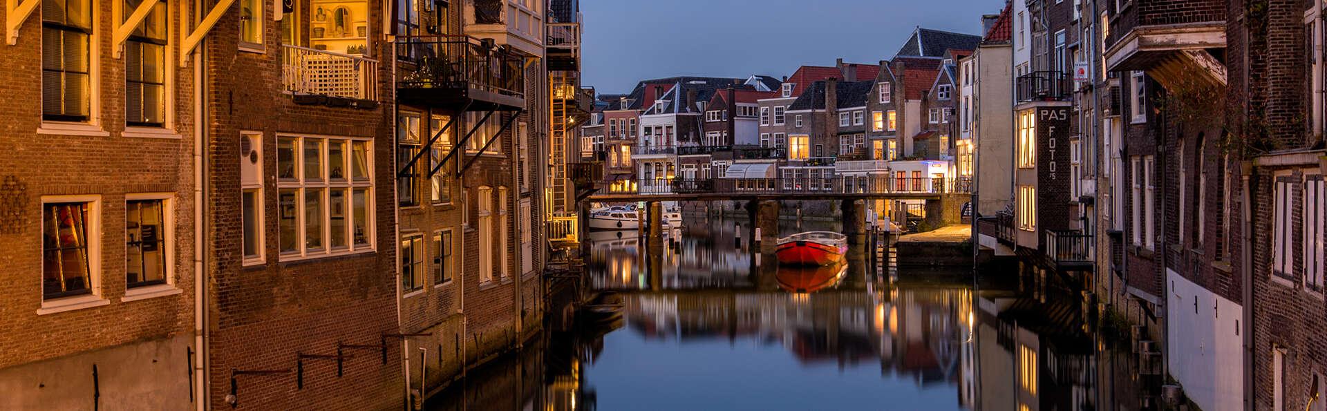 City Trip avec dîner dans la plus vieille ville des Pays-Bas !