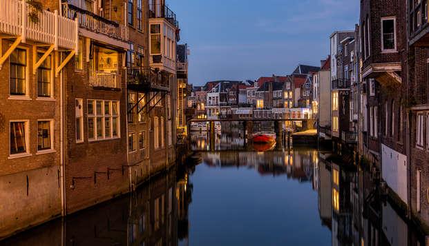 Citytrip met diner in Holland's oudste stad!