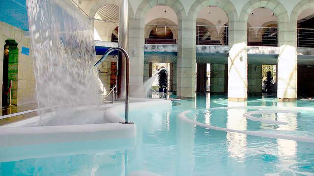 Escapade détente avec accès au spa ou séance de balnéothérapie à la station thermale de Mondariz