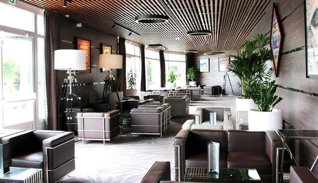 Westotel Le Pouliguen - bar