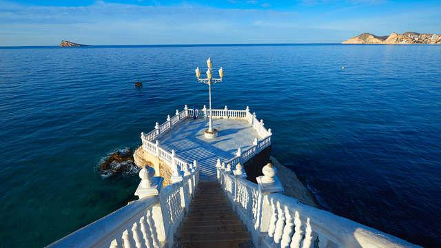 Modernidad en la hermosa Costa Blanca, a las puertas de Benidorm