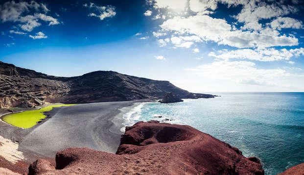 Todo Incluido y sin preocupaciones en un precioso hotel en Playa Blanca (Lanzarote)