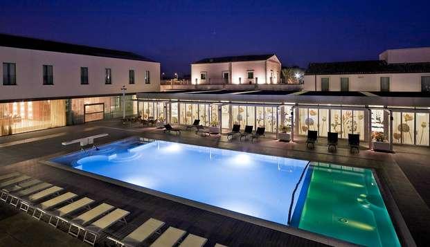 Benessere in hotel vicino a Ragusa con accesso alla SPA