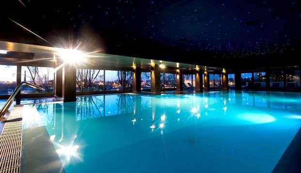 Escapada relax con cena, Spa y masaje relajante para dos personas en Vila do Conde (desde 2 noches)