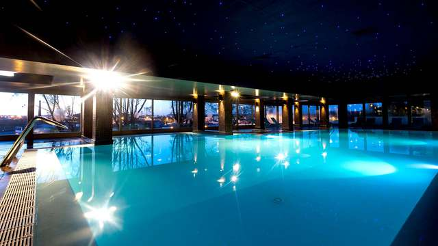 Relax met diner, Spa en ontspannende massage voor twee personen in Vila do Conde (vanaf 2 nachten)