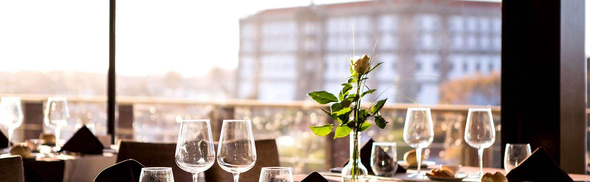 Escapada con almuerzo y acceso al Spa en un Hotel con vistas a Vila do Conde