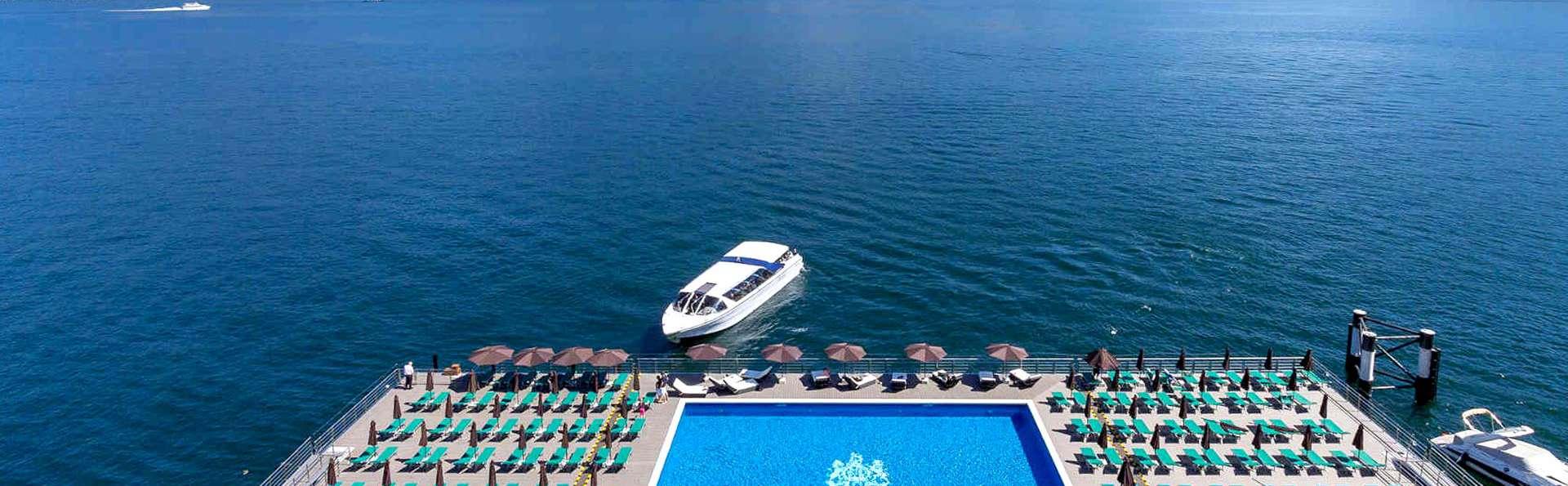 Séjour idyllique tout inclus au bord du lac de Côme
