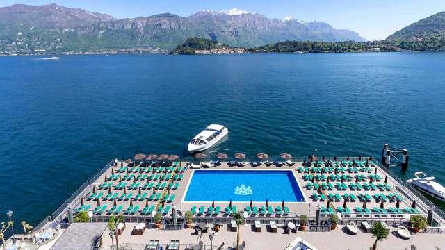 Fantástica estancia todo incluido, a orillas del lago de Como