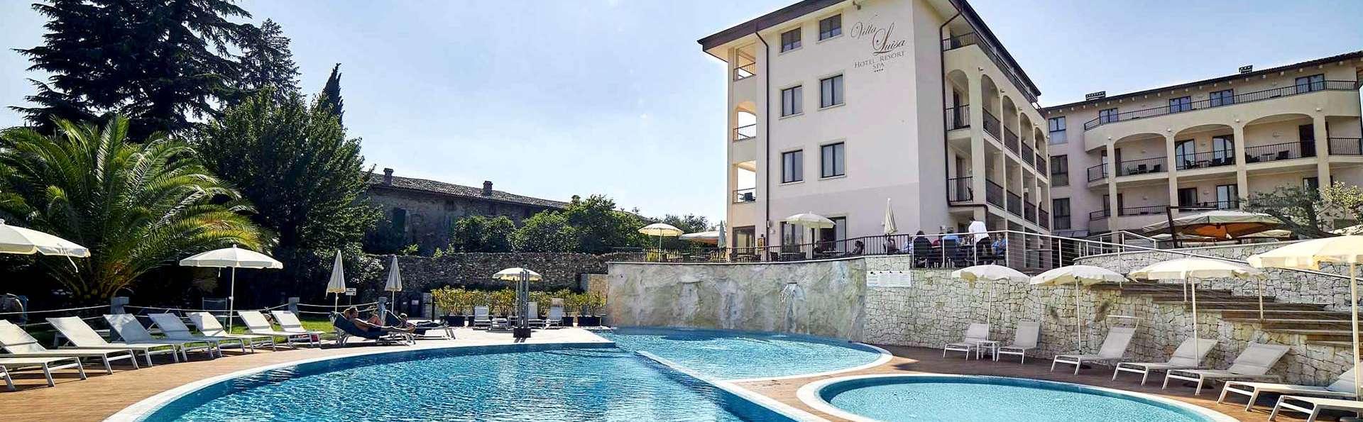 Entre las colinas lombardas de San Felice del Benaco y las aguas del lago de Garda