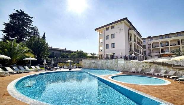 Weekend sul Lago di Garda all'hotel 4* Villa Luisa