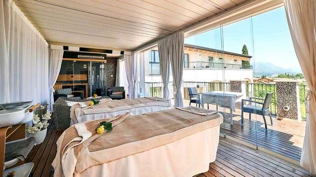 Weekend speciale sul Lago di Garda con SPA, massaggio e cena!