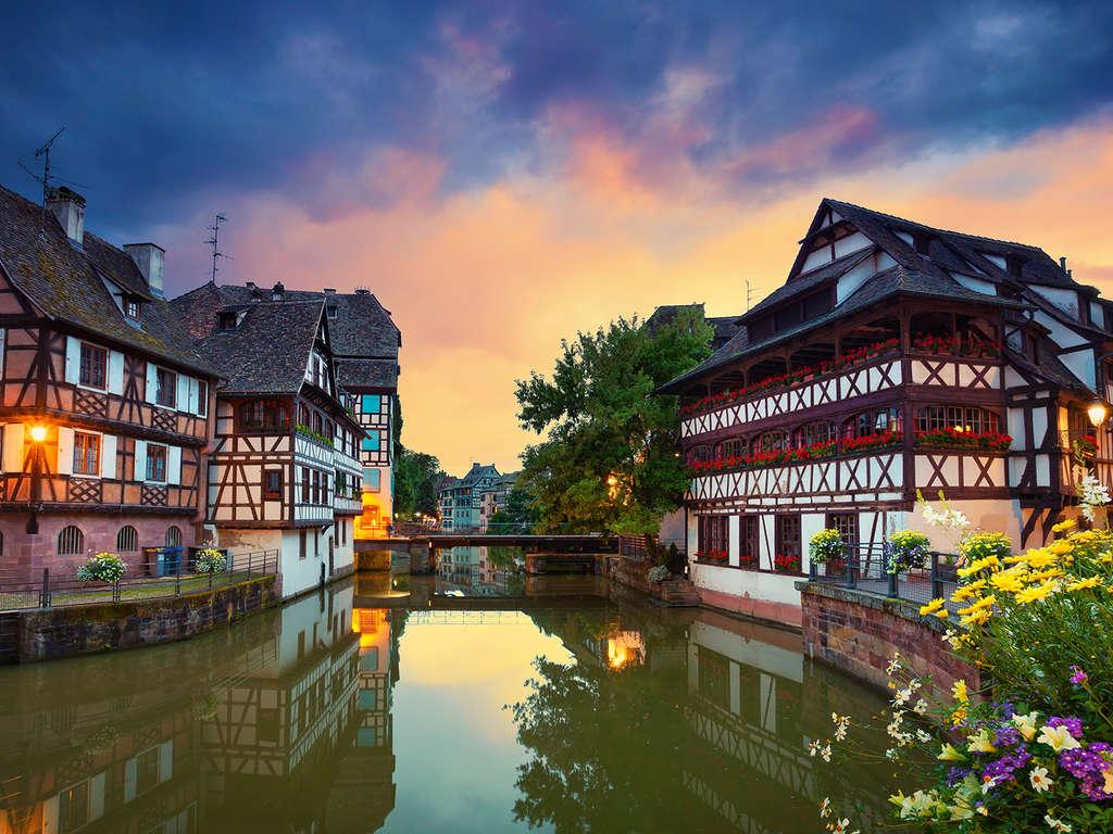 Séjour Alsace - À La découverte de Strasbourg  - 3*