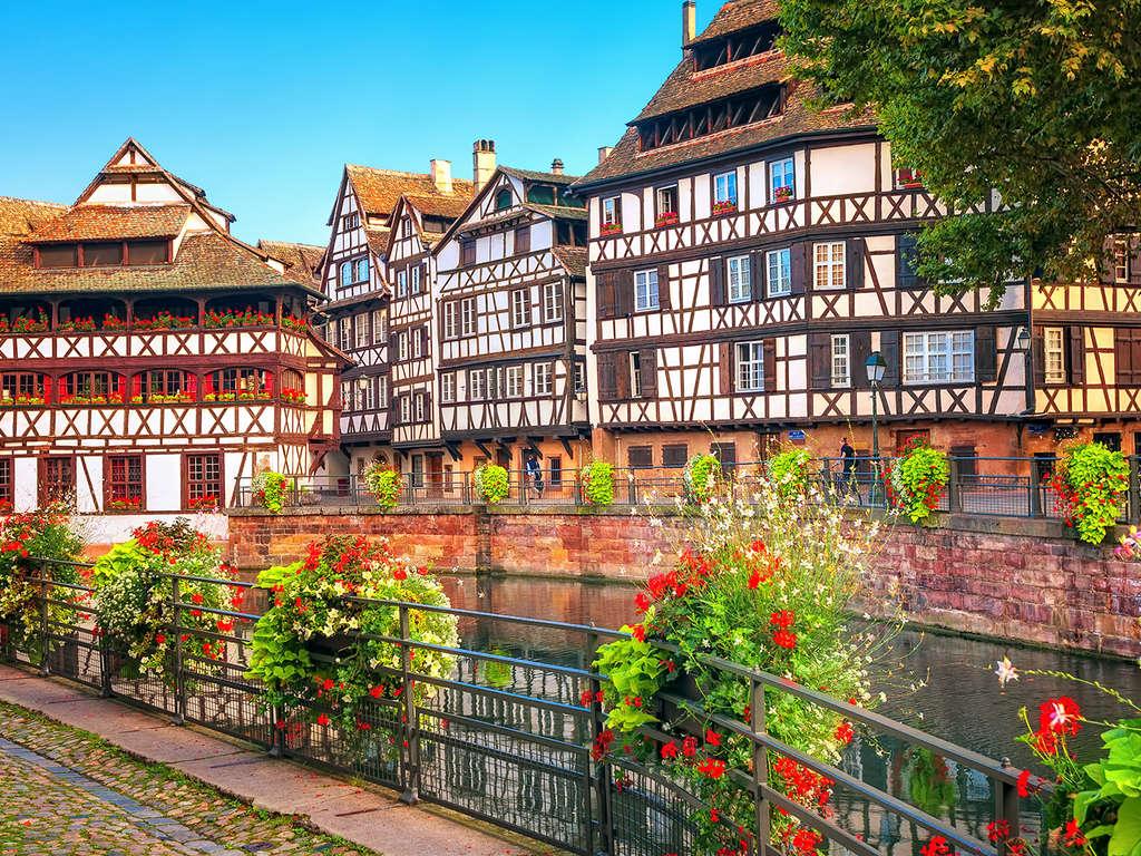 Séjour Alsace - Pied-à-terre idéal au coeur de Strasbourg  - 3*