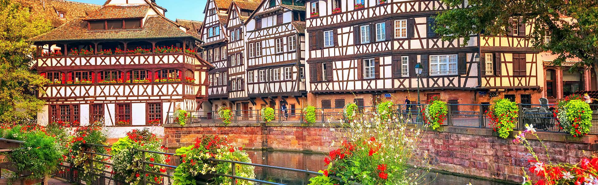 Pied-à-terre idéal au cœur de Strasbourg