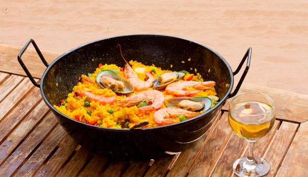 Spécial saveurs méditerranéennes à la Baia de Sant Antoni