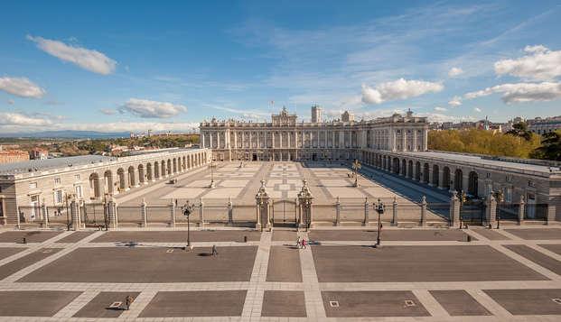 Visite du Palais Royal avec billets sans file d'attente et visite guidée
