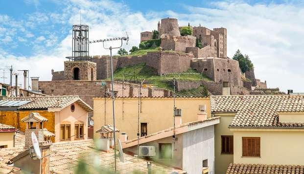 Plan Weekendesk: Cardona con encanto con visitas guiadas al Castillo, Minas de Sal y Pueblo