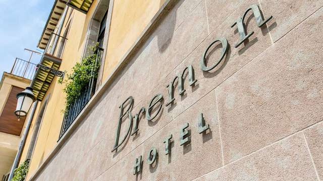 Hotel Bremon - N FRONT