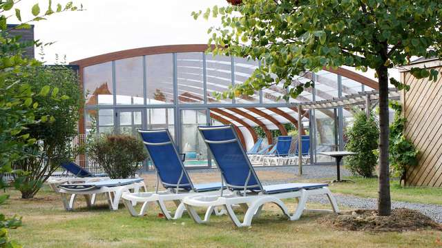 Hotel The Originals Honfleur Sud Spa ex Inter-Hotel