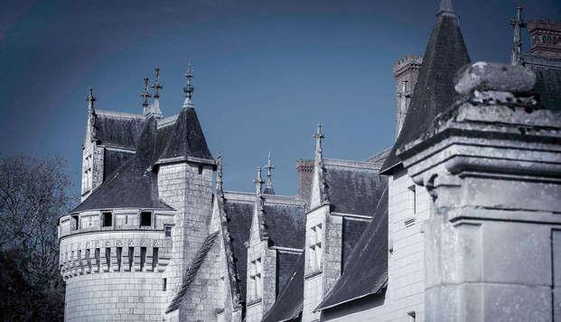 Chateau de Dissay - FRONT