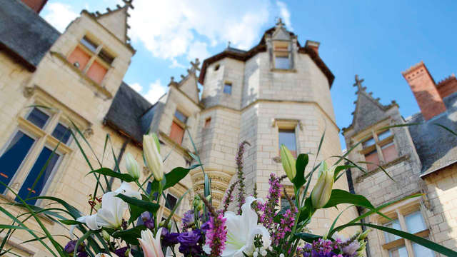 The Originals Chateau de Dissay - FRONT