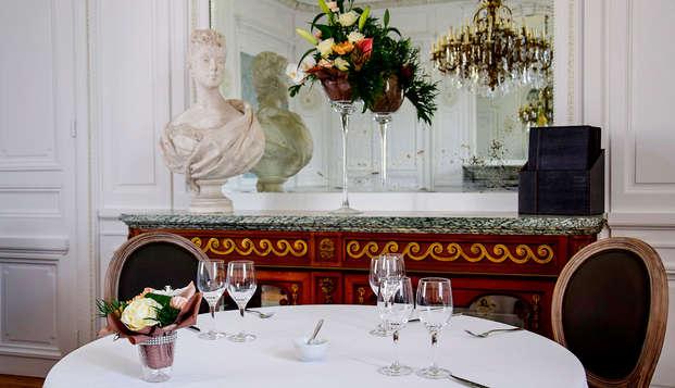 Chateau de Dissay - RESTAURANT