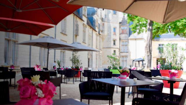 The Originals Chateau de Dissay - RESTAURANT